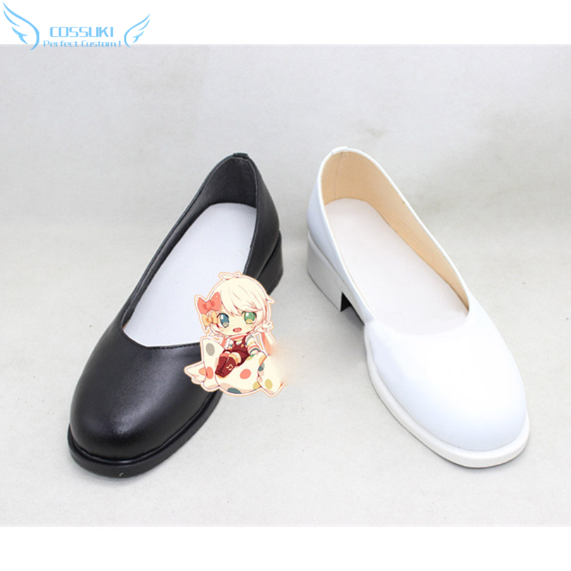 Nanatsu No Taizai Elizabeth Liones Cosplay Shoes Boots Professional Handmade Perfect Custom for You