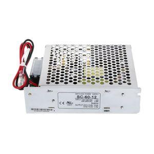Image 2 - 60W 12V 5A uniwersalny zasilacz UPS/zasilanie przełączające Monitor funkcja 60W 12V 5A (SC60W 12)