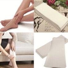 80pcs/lot Depilatory Strip Non-woven Roll Waxing Epilator Smooth Legs Body Health