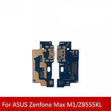 цены New USB Charging Dock Port + Microphone For ASUS Zenfone Max M1/ZB555KL General Charging Modul Data Interface Free Shipping