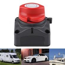Cut Off Power Cut Off Kill Switch  Removable Knob Marine Boat Battery Isolator 12V/24V 300A  Battery Isolator Master
