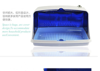 The Factory Wholesale Free Shipping UV Sterilizer Cabinet For Tools And Nail Towel UV Disinfection Equipment Sterilizer Box