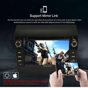 """Image 5 - 8 Core 7"""" IPS Android 9.0 Car Stereo For Fiat Ducato CITROEN Jumper PEUGEOT Boxer DVD Player GPS Navigation Wifi FM Multimedia"""