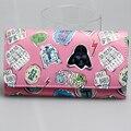 Звездные войны женщины Розовый длинный кошелек DFT-1801
