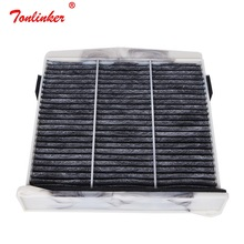 Car Air Conditioning Filter Fit Mitsubishi LANCER VII 1.3/1.6/2.0 Model 2003 2007 GRANDIS 2.0/2.4 Model 2004 2011 Car Accessoris