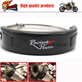 Motorcycle Accessories Oval Exhaust Protector Can Cover fits FOR benelli BJ600gs BN600I BJ300GS BN300 BN600 BJ600 ALL YEAR