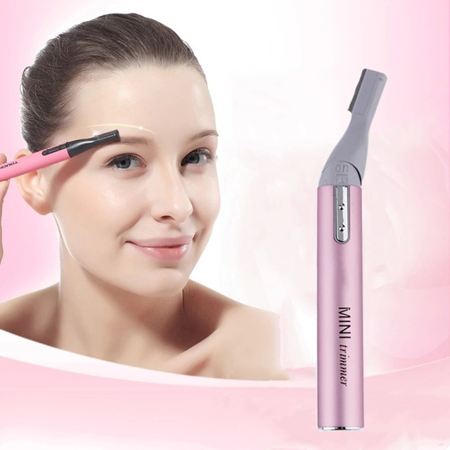 Women's Electric Eyebrow Shaver