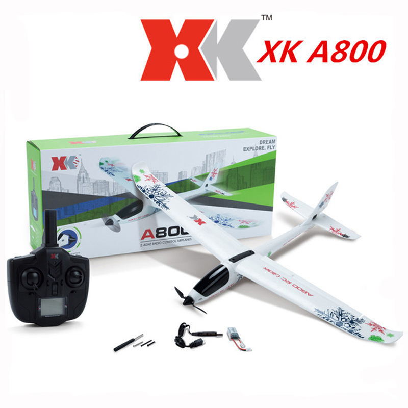 WLtoys 2018 New XK A600 F949 Update version XK A800 5CH 3D6G System Plane RC Airplane New Quadcopter fixed wing drone image
