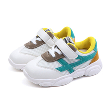 Kids Running Shoes For Girls 2019 Summer Kid Children Boys Sport Sneakers Patchwork Toddler Outdoor