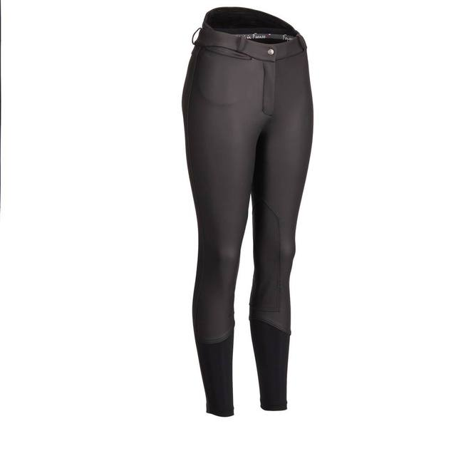女性乗馬パンツ馬術ズボンスポーツレギンス女性膝パッチ Jodphurs 乗馬パンツ