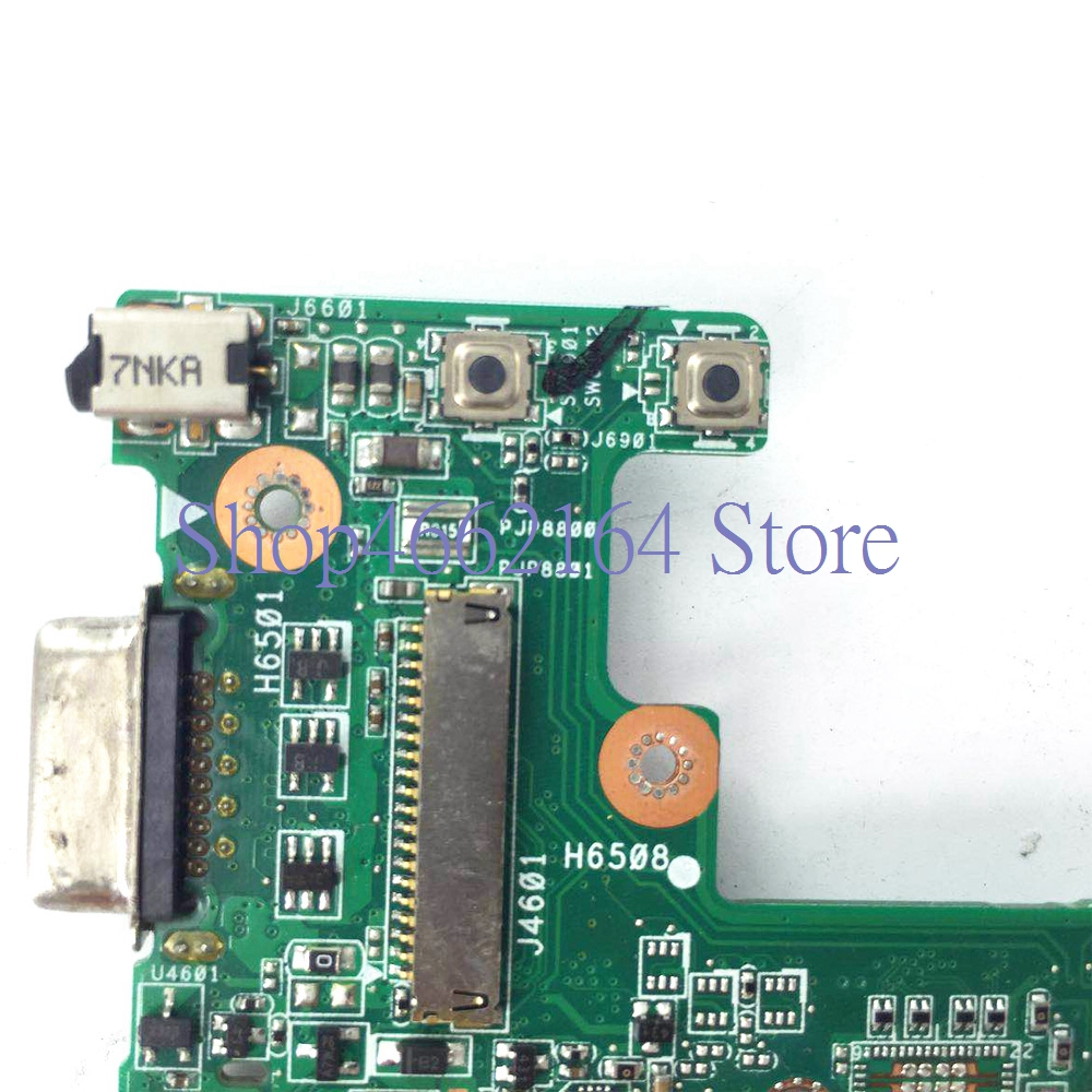 Image 4 - 1215N/VX6 Laptop motherboard REV2.0 For ASUS EEE PC 1215N/VX6 1215N 1215 mainboard 100%Tested Working fully tested free shipping-in Laptop Motherboard from Computer & Office