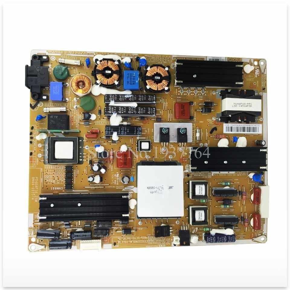 90% nouveau original pour plaque d'alimentation carte UA46C6900VF PSLF171B02A BN44-00357A