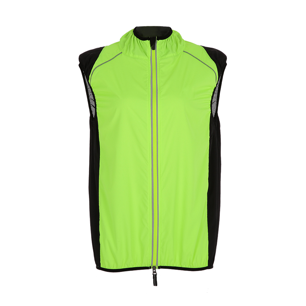 ROCKBROS Short Jersey Jacket Sportswear Bike Riding-Cloth Cycling Reflective Breathable