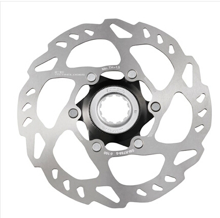 shimano Deore SLX RT68 bike bicycle mtb center lock disk brake rotor 160mm 180mm цена