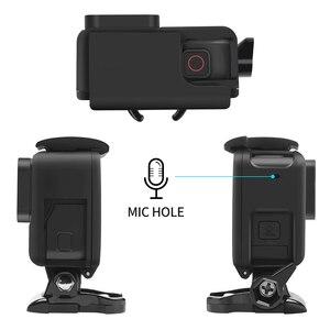 Image 3 - 撮影保護フレームケースマウント移動プロヒーロー 7 6 5 黒カメラ保護のため 6 5 アクションカメラアクセサリー