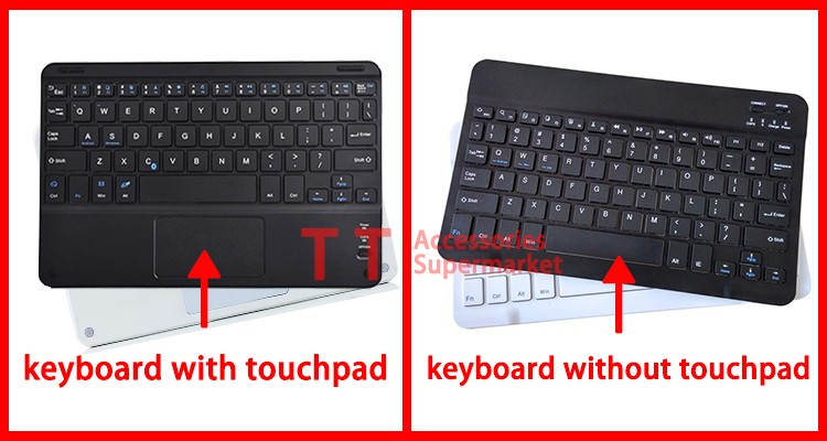 Evrensel Bluetooth Klavye Kılıf Samsung GALAXY Tab Için Bir 9.7 - Tablet Aksesuarları - Fotoğraf 5