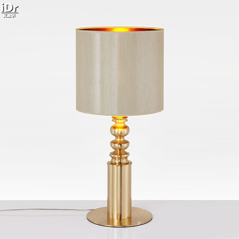 Online Get Cheap Chinese Table Lamp -Aliexpress.com | Alibaba Group:After gold new Chinese modern American living room lamp bedside study hotel  project Table Lamps OLU,Lighting