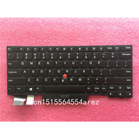 New Original laptop Lenovo ThinkPad X280 A285 X390 no Backlit Keyboard with Trackpoint US English 01YP080 01YP000 01YP160