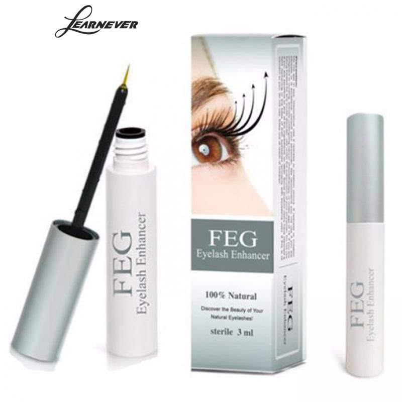 LEARNEVER Eyelash Growth Liquid Powerful Makeup Eyelash Growth Treatments Serum Enhancer Eye Lash FEG Eyelash Growth Liquid beauty7 max2 gold 10ml bottles eyelash growth treatments eyelash extension after care tonic essence eye lash tonic eyelash serum