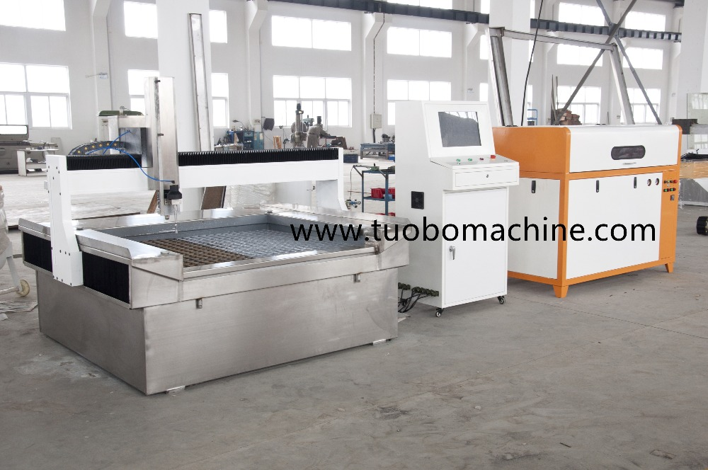 High Quality 5 Axis Cnc Waterjet Cutting Machine From China Producerceiso9001 In Wood Routers From Tools On Aliexpress Com Alibaba Group