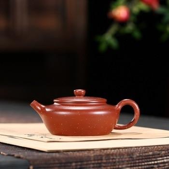 Por gran túnica roja púrpura de olla de barro en Yixing Yuanyuan mina de carbón sustituye a la de Grado Superior tetera con genuino teaware