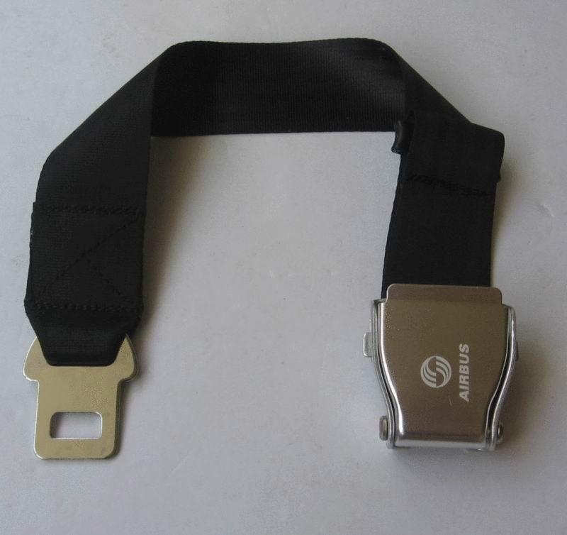 fashion belts with  airline seatbelt buckle  Adjustable length   - Car Interior Accessories - Photo 1