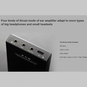 Image 4 - を QLS QA361 HiFi ロスレス純粋なサウンド DSD ハードコード音楽プレーヤー MP3 デュアルフェムト秒時計 AK4495SEQ DAC チップ 6 * OPA1622 3800 mAH