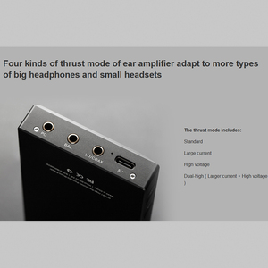Image 4 - QLS QA361 HiFi Lossless טהור צליל DSD קשה קוד מוסיקה נגן MP3 כפולה Femtosecond שעון AK4495SEQ DAC שבבי 6 * OPA1622 3800 mAH