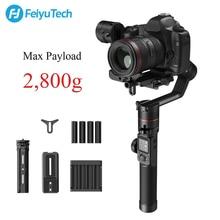 FeiyuTech AK2000 3-Axis Ручной Стабилизатор DSLR Камера стабилизатор штатив монопод с шарнирным замком для sony Canon 5D Panasonic GH5/GH5S Nikon