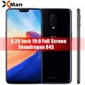 Oneplus 6 Mobile Phone 6GB/8GB RAM 64GB/128GB/256GB ROM 6.28