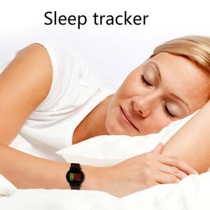 Image 5 - Best Smart นาฬิกาหัวใจ sensor HR Fitness Activity Tracker นาฬิกาความดันโลหิต IP68 professional กันน้ำ