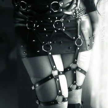 Sexy Garters Body Belts4