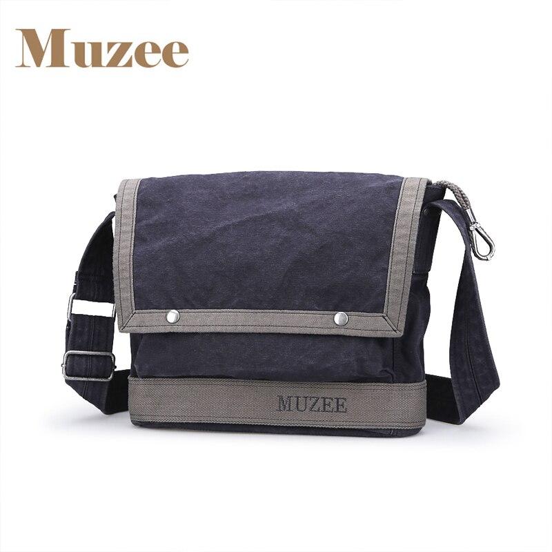 2018 Muzee New Arrivals Messenger Bag Cossbody Bag Multi-function Handbag Versatile Flap Pocket Bag Two Size Options Large&Small цены онлайн