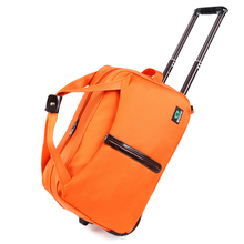 valiz bag Travel land trolley luggage super wear suitcase box 2024′ top quality Canvas  rolling new men women free shipping