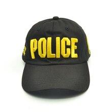 POLICE Mens Tactical Cap SWAT Baseball Cap Men Gorras Para Hombre Women Snapback Bone Masculino Army Cap