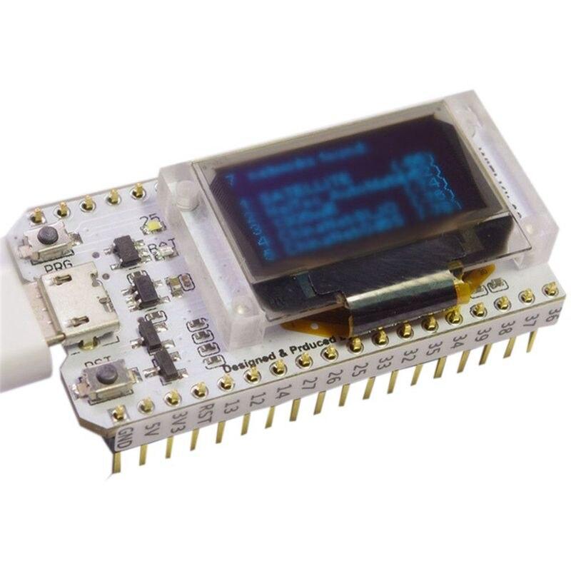 ESP32 Wifi Bluetooth Development Board OLED 0.96 Inch Display IOT Kit Module