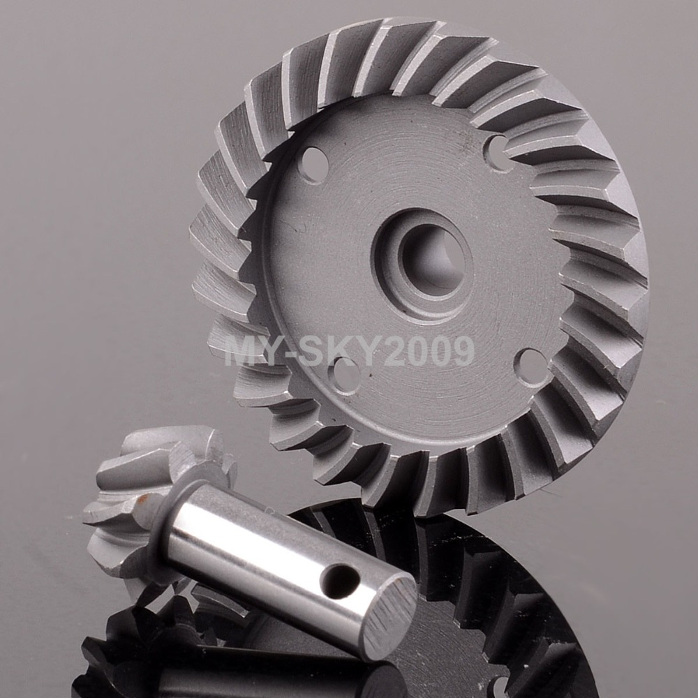 #105551 #102692 DIFF BEVEL GEAR 28T & 8T SET For RC Model HPI Savage Flux X XL SS 25 savage gear prey40