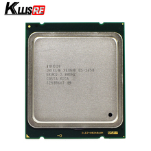 INTEL XEON E5 2650 SR0KQ C2 CPU 8 CORE 2,0 GHz 20M 8GT/s 95W PROZESSOR E5 2650