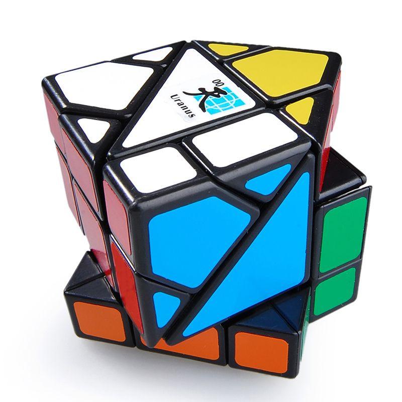 Dayan Strange-shape Magic Cube Anti Stress Strengthened Version Brain Teaser IQ Magic Cube Speed Puzzle Cubes Cubo Magico (1)