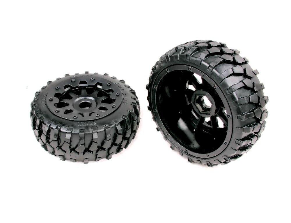 Baja 5B Macadam front Tires set 5b baja whole road tires set  tyre set