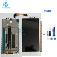 6 0 Inch For PPTV KING 7 7S LCD Display Touch Screen With Frame Digitizer Assembly