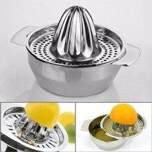 Homestia lemon jugo de prensa exprimidor de acero inoxidable 304 mano de orange exprimidor manual de exprimidor de frutas vegetales herramientas convenientes