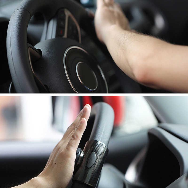 Новый Автомобильный руль Спиннер ручка вспомогательный усилитель помощи ручка управления 1 шт.