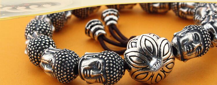990-silver-buddha-beads-bracelet001e