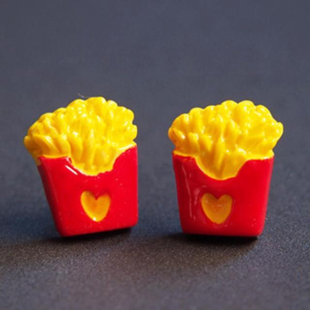 brixini.com - 3D Food Earrings