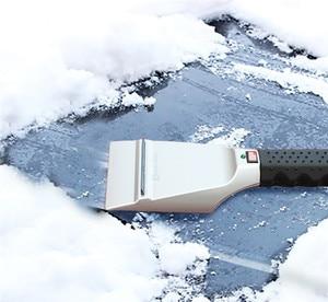 Image 5 - 가열 된 자동차 겨울 앞 유리 전기 눈 및 비 스크래치 얼음 긁는 도구 12 볼트 가열 얼음 긁는 도구