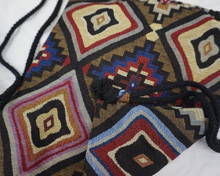 HTB1hbTGdAKWBuNjy1zjq6AOypXa8 LilyHood Women Fabric Backpack Female Gypsy Bohemian Boho Chic Aztec Ibiza Tribal Ethnic Ibiza Brown Drawstring Rucksack Bags