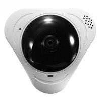Safurance 3D VR WIFI Camera 360 Degree Panoramic FIsheye 960P WIreless Indoor Home Security Surveillance