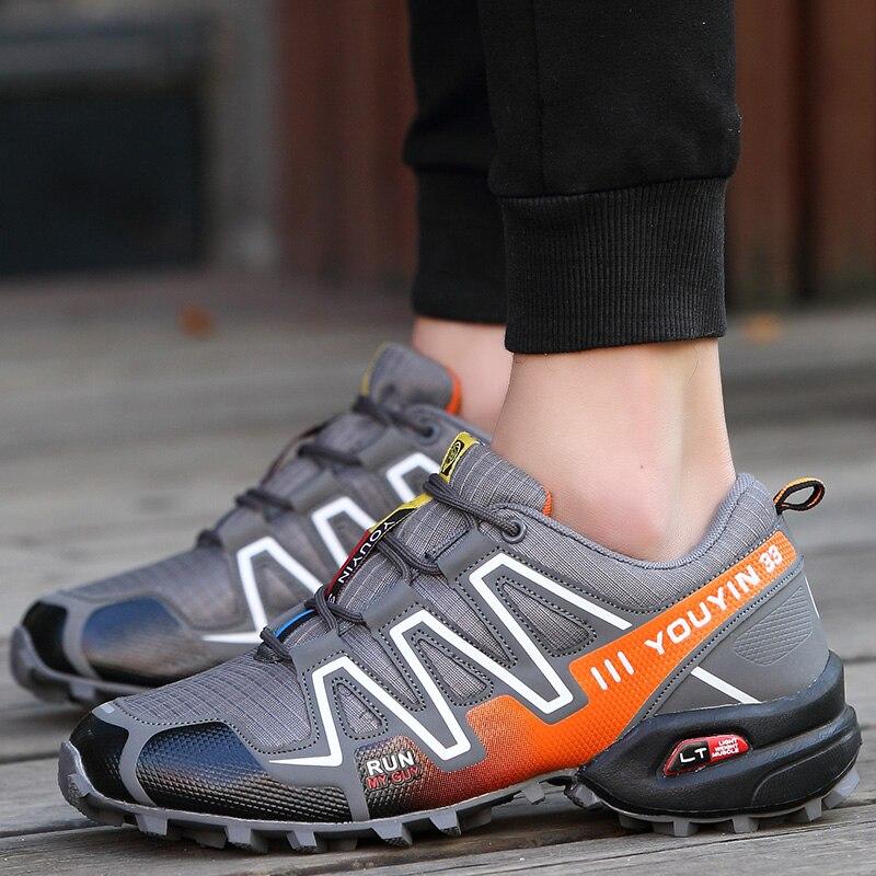 Akexiya hombres zapatos para caminar zapatos casuales zapatos de moda de verano