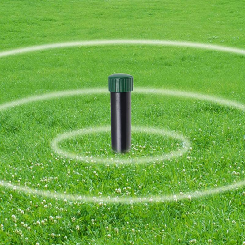 Outdoor Eco-Friendly Garden Solar Power Ultrasonido Gopher Repellents Mice Mole Snake Mouse Pest Reject Control Pest Repeller
